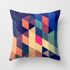wyy Throw Pillow