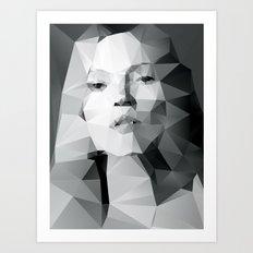 K 1 Art Print