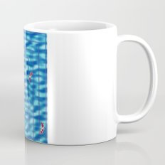 Fish in a maze Mug