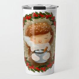 Cinnamon Tea Travel Mug