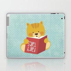 Fairy Tales, Teddy Bear Laptop & iPad Skin