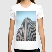 30 rock T-shirts featuring The Rock by MikeMartelli