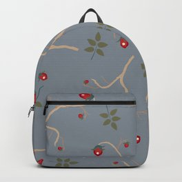 Winter Berries Backpack