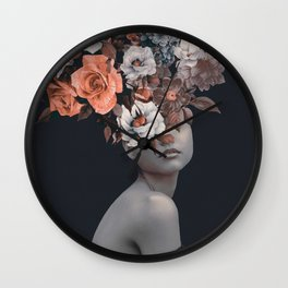 Bloom 11 Wall Clock