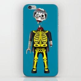 Playmo_Zombie_by LelosLovesYou iPhone Skin