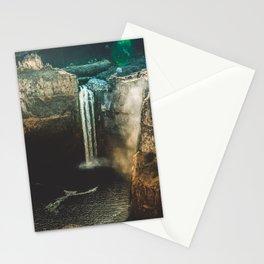 Washington Heights - nature photography Stationery Cards