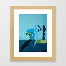 Rooos Framed Art Print
