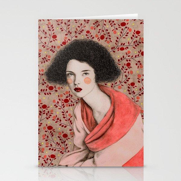 Anastasia Stationery Cards