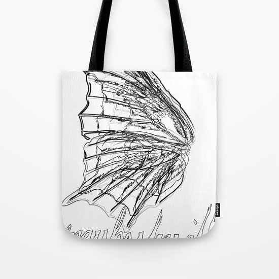 MSW Wing #01 Tote Bag