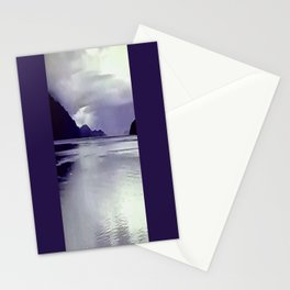 River View Wall Art Stationery Cards