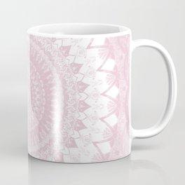 Boho Pink Mandala Coffee Mug