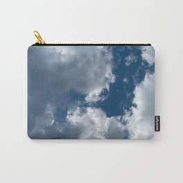 Bright sky before the storm Carry-All Pouch