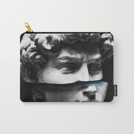 Deconstructed David Carry-All Pouch