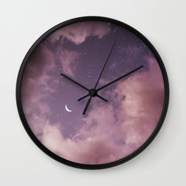 Consider me a satellite forever orbiting Wall Clock