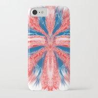 british iPhone & iPod Cases featuring BRITISH by varvar2076