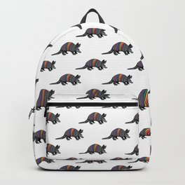 Rainbow Armadillo Backpack