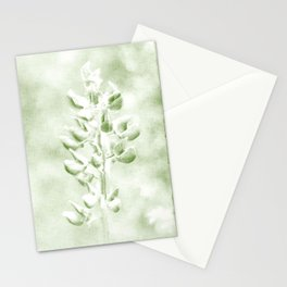 Lupine in Vintage color #decor #society6 Stationery Cards