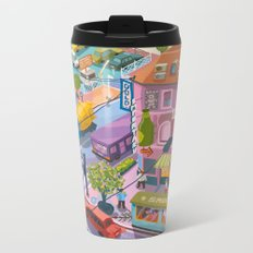 My little Budapest Metal Travel Mug