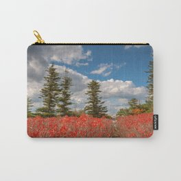 Autumn Huckleberry Wonderland Carry-All Pouch