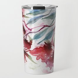 Weeping Red Travel Mug