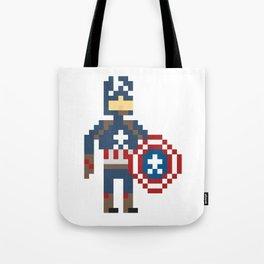 Steve Rogers Tote Bag