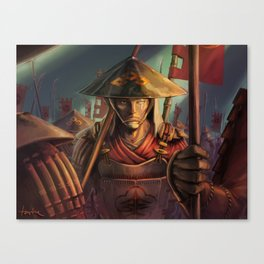 Mr. Expendable Canvas Print
