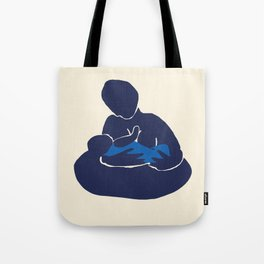 Mother and Child I (After Matisse) Tote Bag
