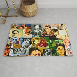 Obsessed with Frida Rug