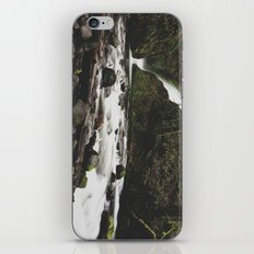 Lower Bridal falls iPhone & iPod Skin