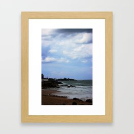 Hello, Welcome to Paradise Framed Art Print