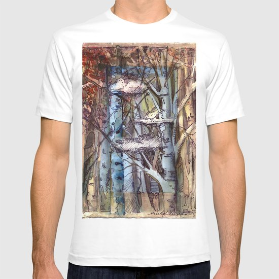 Clouds in the Trees T-shirt
