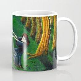 Dancing Nymphs Coffee Mug