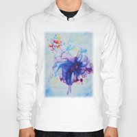fairy tale Hoodies featuring Fairy Tale by Maria Lozano - Art