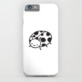 Ladybug Costume iPhone Case