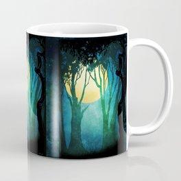Dance By The Light Of The Full Moon Coffee Mug