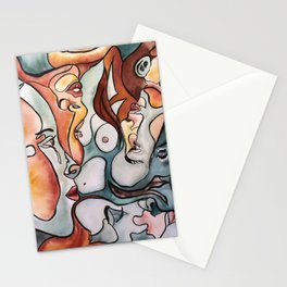 Ladywave Stationery Cards