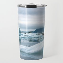 Ice Antartica Travel Mug