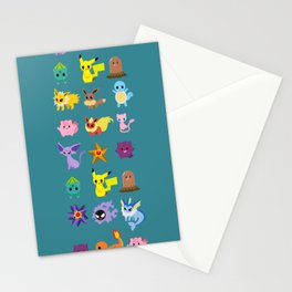 P O K E M O N Stationery Cards