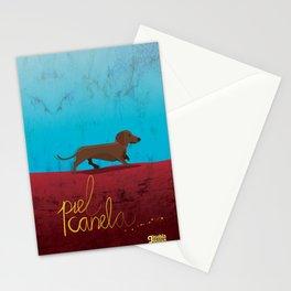 Piel Canela -  Cinnamon Skin Stationery Cards