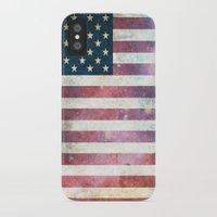 patriotic iPhone & iPod Cases featuring PATRIOTIC by alfboc