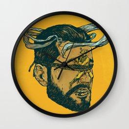 El Perroflauta (not) Wall Clock