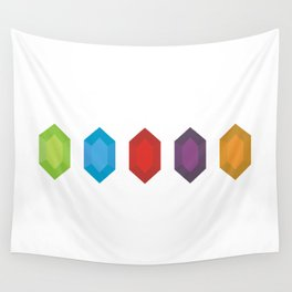 Rupees Please Wall Tapestry