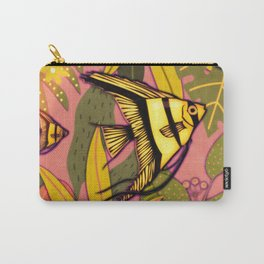 Angel Fish #3 Carry-All Pouch