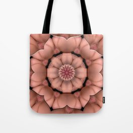 K-3930 Intimate Sexual Mandala Nude Female Enter Naked Body Closeup Vulva Abstracted Sexy Erotic Ar Tote Bag