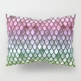 Pretty Mermaid Scales 119 Pillow Sham