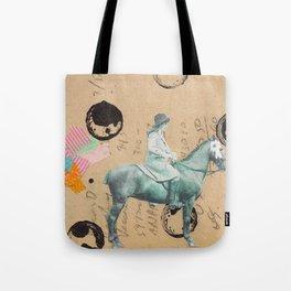 """Prized Pony"" Tote Bag"