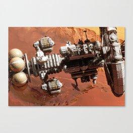 Kronos 1 at Mars II Canvas Print