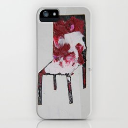 Chair.3 iPhone Case