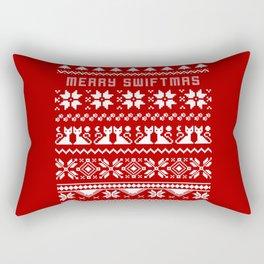 Marry SwiftMas Rectangular Pillow