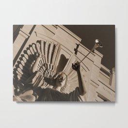 Angels of Fort Worth Metal Print